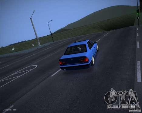 ENB Criminal Stance para GTA San Andreas segunda tela