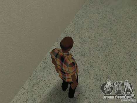 New bmost v2 para GTA San Andreas quinto tela