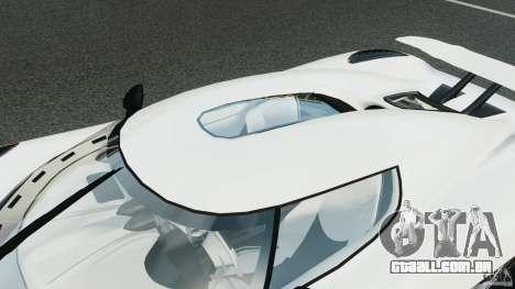 Koenigsegg Agera R v2.0 [EPM] para GTA 4 motor