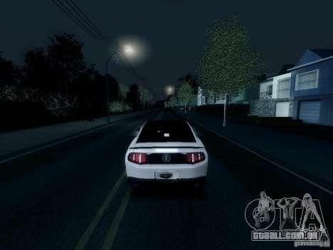 ENBSeries by Shake para GTA San Andreas quinto tela