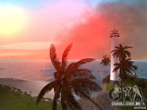 Vice City Real palms v1.1 Corrected para GTA Vice City