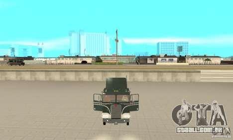 Kenworth K100 USA Standard para GTA San Andreas