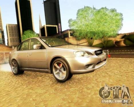 Subaru Legacy 3.0 R tuning para GTA San Andreas