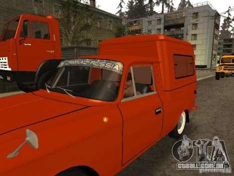 New Carcols by CR v3.0 para GTA San Andreas segunda tela