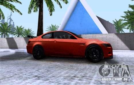 HQ Realistic World para GTA San Andreas sétima tela