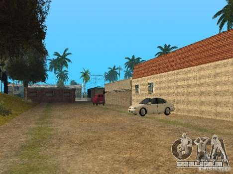 Mega Cars Mod para GTA San Andreas terceira tela