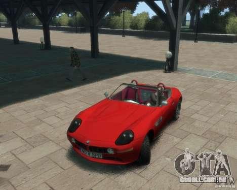 BMW Z8 para GTA 4