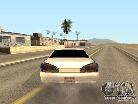 Elegia por Foresto_O para vista lateral GTA San Andreas