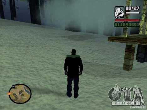 GhostCar para GTA San Andreas terceira tela