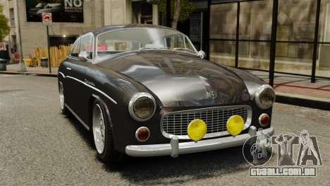 Syrena Coupe V8 para GTA 4