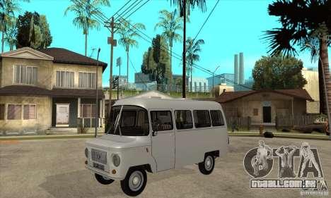FSD Nysa 522 para GTA San Andreas esquerda vista