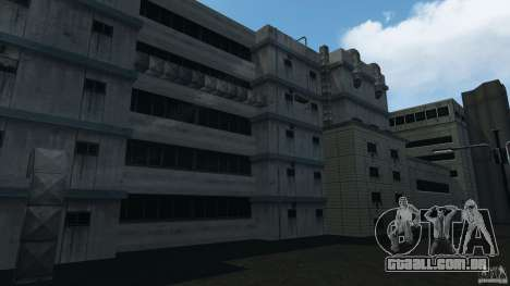 Tokyo Docks Drift para GTA 4 sexto tela