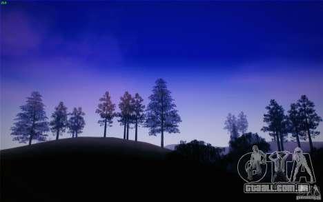 CreatorCreatureSpores Graphics Enhancement para GTA San Andreas sétima tela