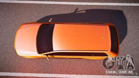 Audi A6 Allroad Quattro 2007 wheel 2 para GTA 4 vista direita