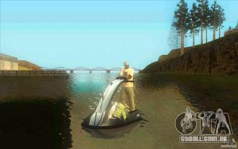 Thruster 87 para GTA San Andreas