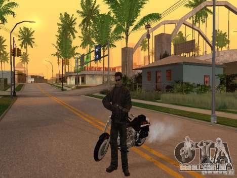 Terminator para GTA San Andreas segunda tela