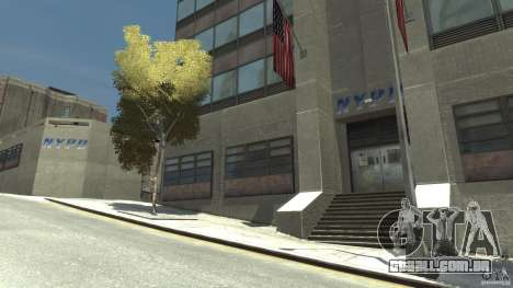 Remake police station para GTA 4 segundo screenshot