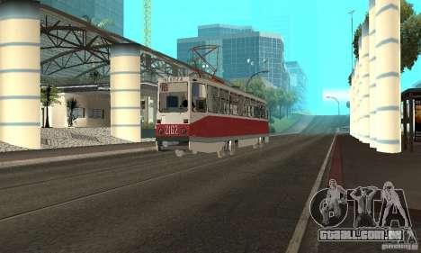 KTM5-2162 para GTA San Andreas