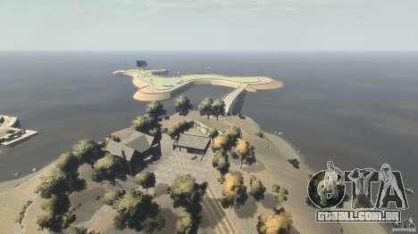 Drifttrack IV para GTA 4 terceira tela