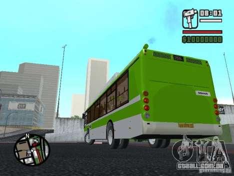 LIAZ 5292.70 para GTA San Andreas vista direita