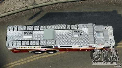 FDNY Rescue 1 [ELS] para GTA 4 vista direita