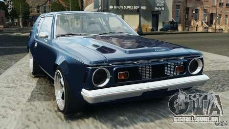 AMC Gremlin 1973 para GTA 4