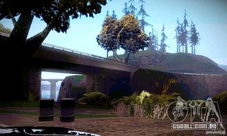 ENBSeries por _SilveR_ v 2.0 para GTA San Andreas segunda tela