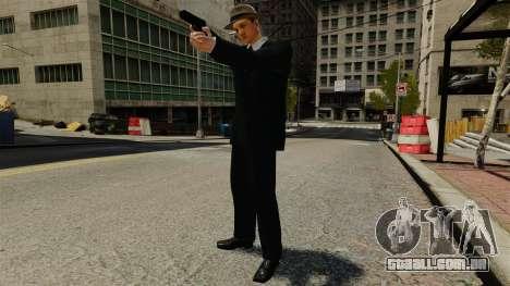 Cole Phelps para GTA 4 quinto tela