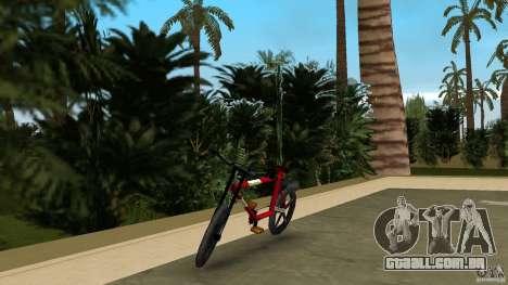 Mountainbike (Rover) para GTA Vice City