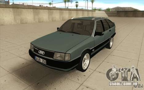 Audi 100 Avant Quattro para GTA San Andreas