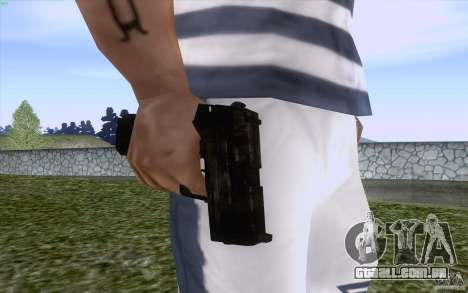 Braços de F.E.A.R. para GTA San Andreas segunda tela