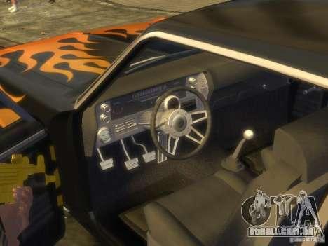 Chevrolet Nova SS 1969 para GTA 4 vista direita