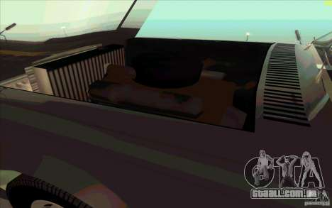 ZIL 41041 para GTA San Andreas interior