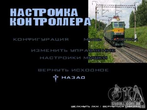 Tela de boot Moscou para GTA San Andreas sexta tela