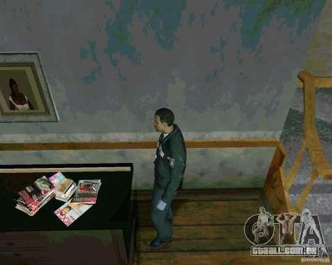 New Medic para GTA San Andreas terceira tela
