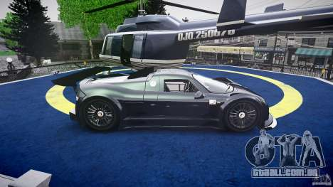 Gumpert Apollo Sport v1 2010 para GTA 4 vista lateral