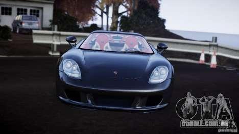Porsche Carrera GT V1.1 [EPM] para GTA 4 esquerda vista