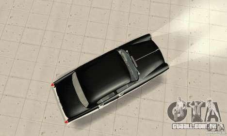 Volga GAZ-21 para GTA San Andreas vista direita