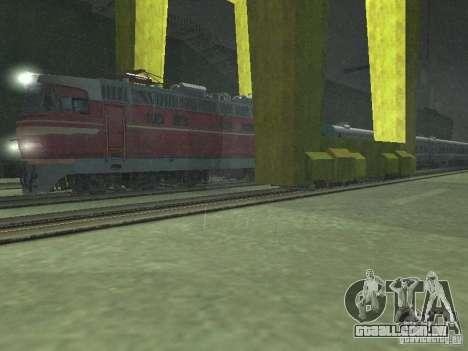 Interruptor rail shooter para GTA San Andreas terceira tela