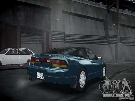 Nissan 240SX para GTA 4 esquerda vista