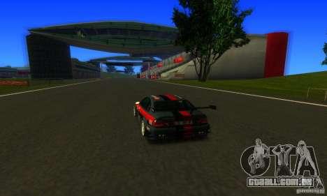 F1 Shanghai International Circuit para GTA San Andreas terceira tela