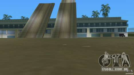 Stunt Dock V1.0 para GTA Vice City terceira tela