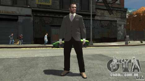 Gloves AlpineStar White para GTA 4