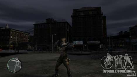 Predador Predator para GTA 4 segundo screenshot