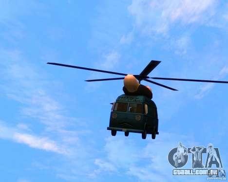 Cops Hoddogeres para GTA San Andreas