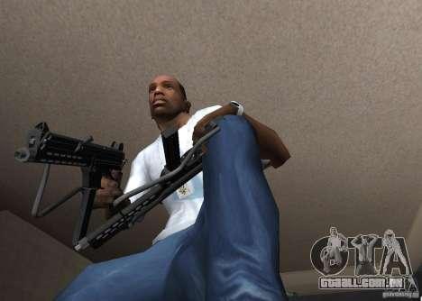 Walther MPL para GTA San Andreas terceira tela