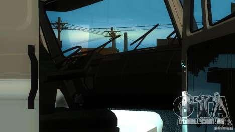 ZIL 5417 conforme SuperZil para GTA San Andreas vista direita