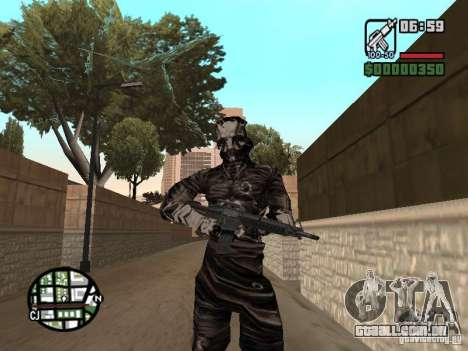 Sandwraith from Prince of Persia 2 para GTA San Andreas