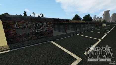 Laguna Seca [HD] Retexture para GTA 4 quinto tela