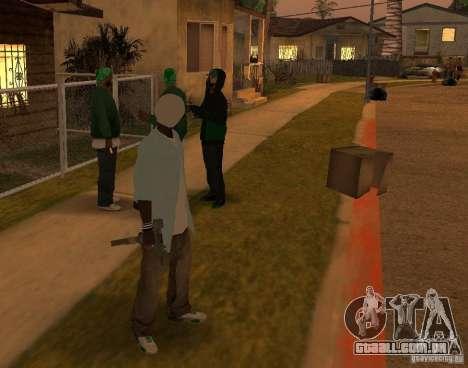 Pele sbmycr para GTA San Andreas segunda tela